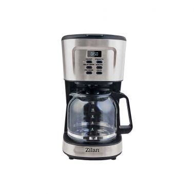 FILTRU CAFEA DIGITAL ZLN-1440, INOX, 1.5L, 900 W