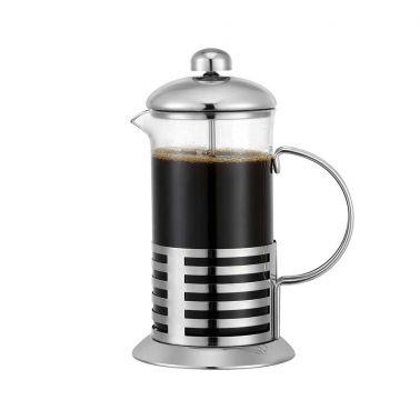 PRESA CAFEA,CANA STICLA TERMOREZISTENTA,600 ML,FLORIA ZLN-2515