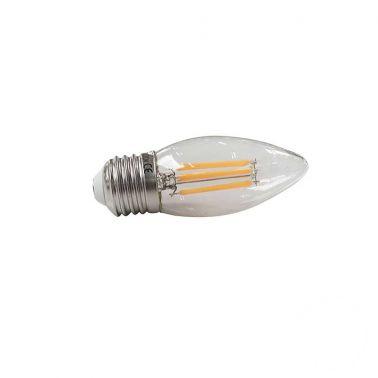 BEC LED FILAMENT 6W, E27, 480 LM, C35L-6LW
