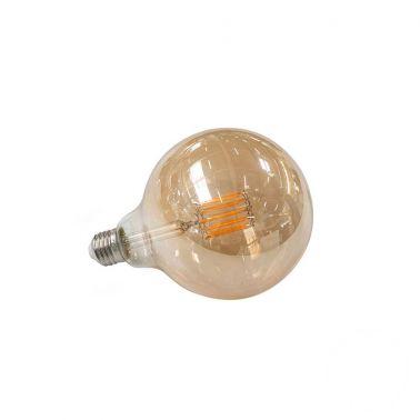 BEC LED FILAMENT 12W, E27, 960 LM, TIP AMBER, G125-12LWA