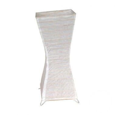 LAMPADAR PLIABIL HENRIETTA, 1XE27, 40W, 20X20X50 CM, ALB