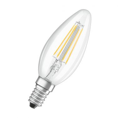 BEC LED E14, 4 W, 2700 K, 470 LM