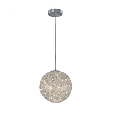 PENDUL THUNDER, METAL, CROM, LED SMD, 11 W INCL