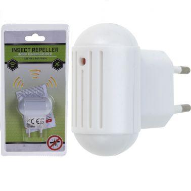 APARAT ANTI-TANTARI CU ULTRASUNETE, 220-250 V, 50 HZ, LED INDICATOR, ALB