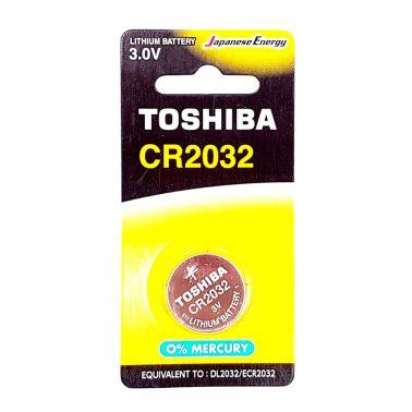 BATERIE LITIU TOSHIBA CR 2032, 3 V
