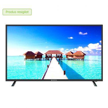 TELEVIZOR VORTEX, V50R0213S, 125 CM, SMART, 4 K, UHD, LED, CLASA G, NEGRU
