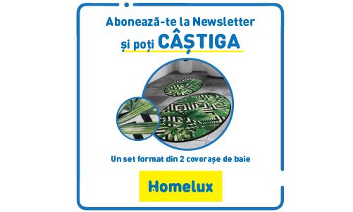Regulamentul Campaniei 'Aboneaza-te la Newsletter'