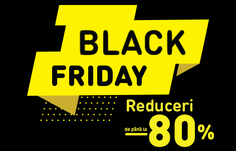 Regulament Black Friday - 2020