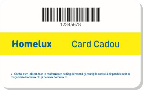 Spate Card Cadou
